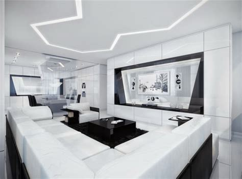 black and white home interior minimalist dream house black white awesome all over