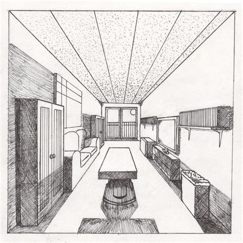 living room perspective drawing perspective 1 by gohabsgo on deviantart