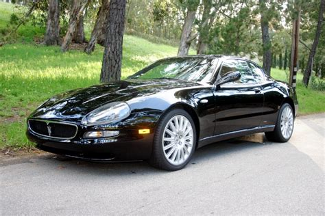 2002 Maserati Coupe Gt 2002 Maserati Coupe Information And Photos Zombiedrive