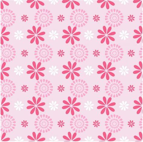 pattern bunga sakura flower pattern free vector in adobe illustrator ai ai