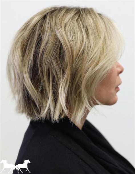textured end bobs 70 fabulous choppy bob hairstyles best textured bob ideas