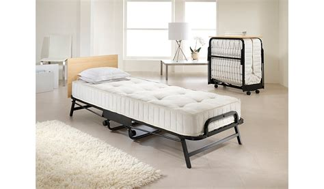 jay holiday bed jay be contract folding bed with deep sprung mattress