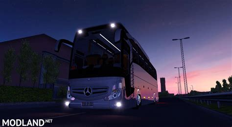 mercedes benz travego   mod  ets