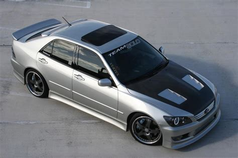 tuned lexus is300 wpg2 japanesesportcars com