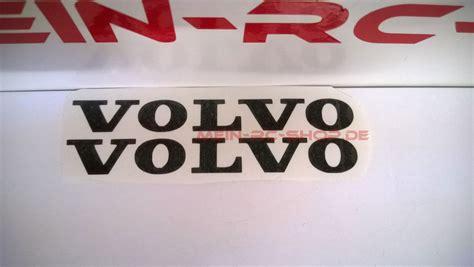 Volvo Aufkleber Online Shop by Volvo Schriftzug Aufkleber Auto Bild Idee