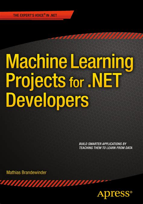 machine learning for absolute beginners a plain introduction books machine learning projects for net developers