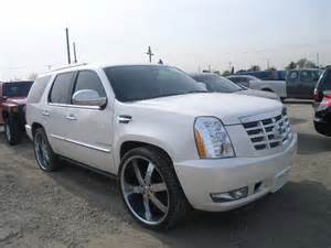 Cadillac Escalade Salvage 2007 Escalade L Salvage For Sale From Copart