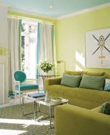 blue green living room modern interior 10 room decorating ideas from experts