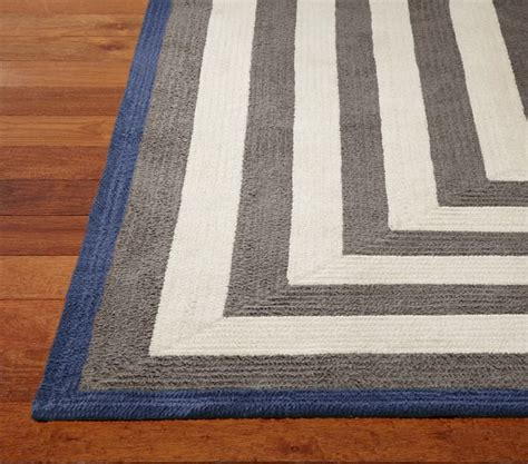 boy rugs capel custom spiral rectangle rug pottery barn