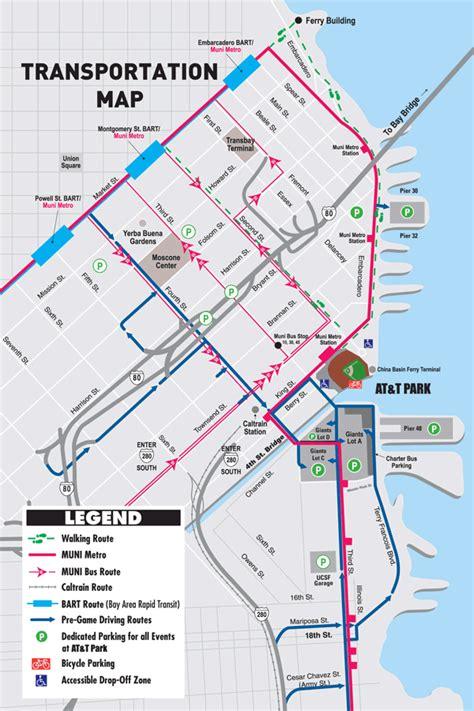 san francisco lot map at t park san francisco ca seating chart view