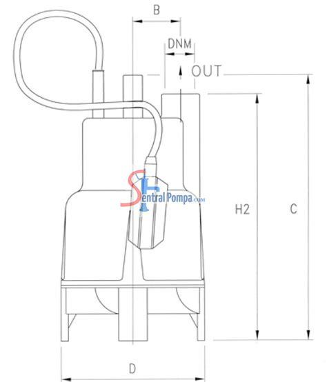 Pompa Celup Watt Kecil pompa celup 800 watt dp 80g sentral pompa solusi pompa