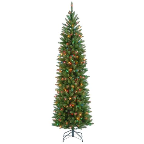 national tree company 6 5 ft kingswood fir pencil