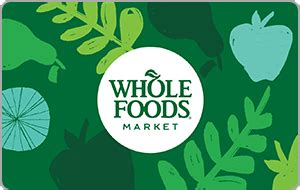Buy Whole Foods Gift Card With Paypal - whole foods egift cards from egifter
