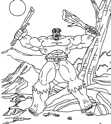 incredible hulk coloring pages team colors