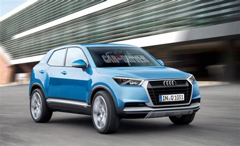 Audi Q1 2016 by Car And Driver