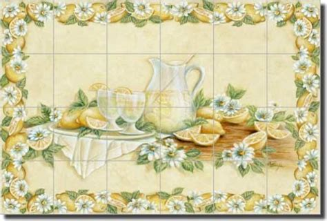 ceramic tile mural backsplash broughton lemonade kitchen