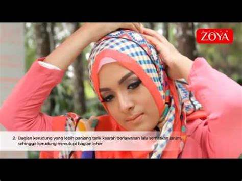 tutorial hijab zoya 2014 full download tutorial 4 styles hijab 2014 by zoya hijab