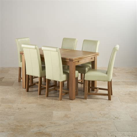 excellent oak furniture land dining table also 6ft dining