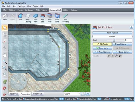 adding seats to a adding a pool seat