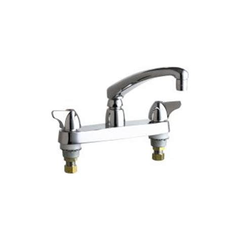 Chicago Faucet 1100 by Chicago Faucets 1100 E35abcp And Cold Water Sink