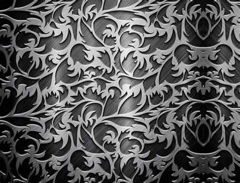 metal pattern corel metallic textures