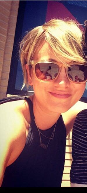 why kaley cucoo cut her hair 1239 best images about pixie cut on pinterest short