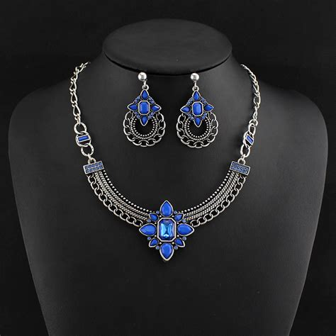where to buy cheap for jewelry top quality cheap fashion jewelry set for blue