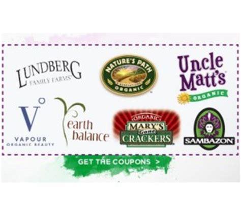 healthy food printable coupons health food printable coupons earth balance nature s