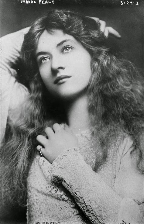 silent movie 1900 star 30 beautiful portraits of maude fealy from the early 1900s