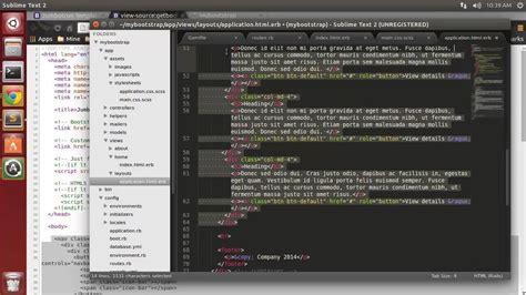 tutorial bootstrap sass bootstrap sass tutorial phpsourcecode net