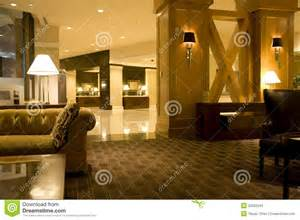 luxury hotel lobby interiors lighting stock images image