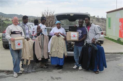 refugees asylum seekers cyprus red cross migrants refugees and asylum seekers