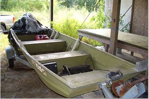 jon boat conversion kits chris salter s beautiful jon boat