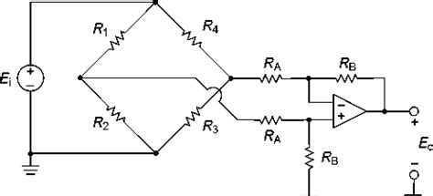 wheatstone bridge with differential lifier wiring diagram wheatstone bridge transformer diagram wiring diagrams gsmx co