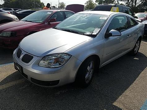 black pontiac g5 for sale used cars on buysellsearch used 2009 pontiac g5 car for sale at auctionexport