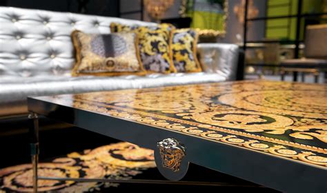 Table Home Decor by Versace Home And Minotti High End Furniture