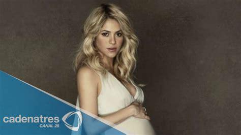 confirmado shakira est 225 embarazada mariela tv fotos de shakira 2015 embarazada shakira embarazada medios espa 241 oles dicen que espera a