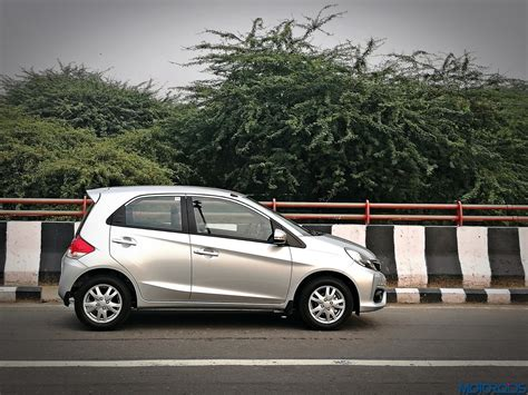 honda brio review new honda brio review skin deep motoroids