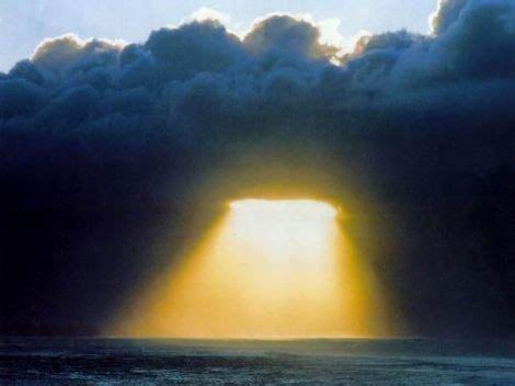 la luz tras la de tinieblas al reino de la luz