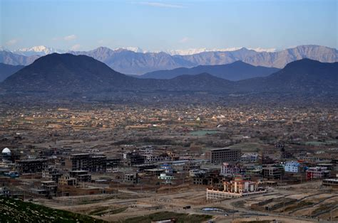 Kabul My Capital: Kabul City Far View!