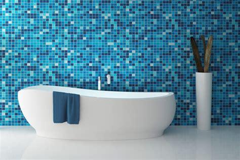 badezimmer fliesen verschönern blau k 252 che fliesenspiegel