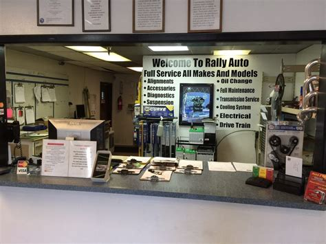 Rally Auto Anchorage by Help Desk Yelp