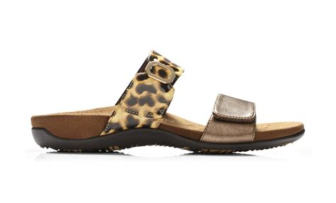vionic camila s slip on sandals ebay