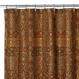 Southwestern Shower Curtains Shower Curtains Southwestern Style Home Decoration Club