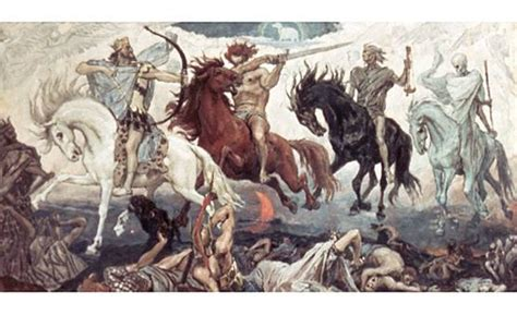 ken raggio who are the four horsemen of the apocalypse