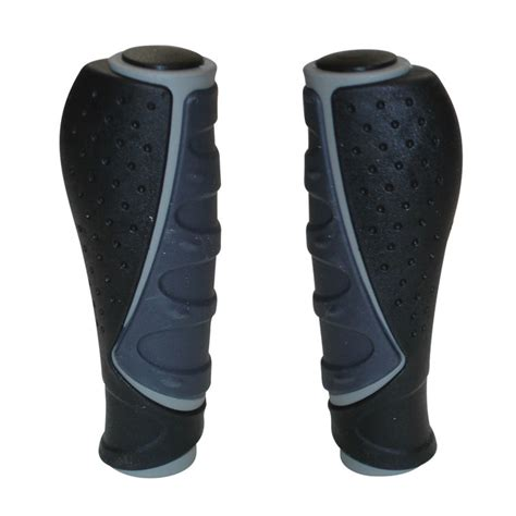 most comfortable handlebar grips grey oxford hg57 mtb ergo bike bicycle cycle comfort