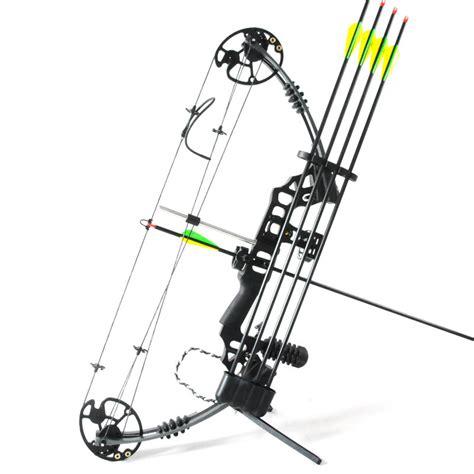 D The Bow And Arrow Set 1 yicomm bow arrow set m120 black version bow and arrow archery set