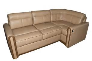 Rv Sectional Sofa Villa Extending L Sectional Glastop Inc