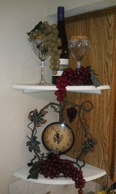 kitchen accessories grapes home decoration club 1000 images about top it off decor on pinterest above