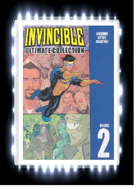 invincible ultimate collection volume rabbit ears book blog book review invincible ultimate collection volume 2 by robert kirkman